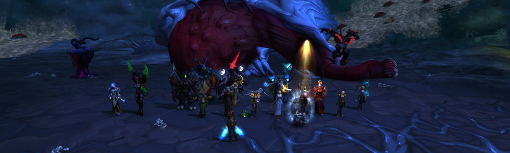 G'huun Down : Uldir clear !